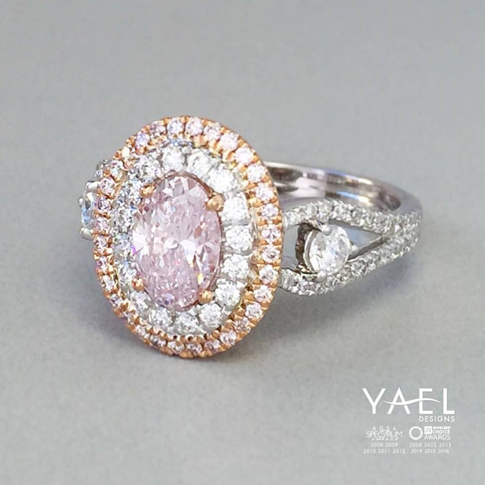 Fashion Ring by Yael Designs